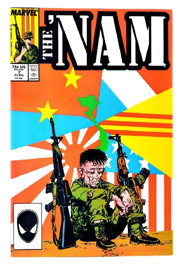 Nam (1986) Issue 7