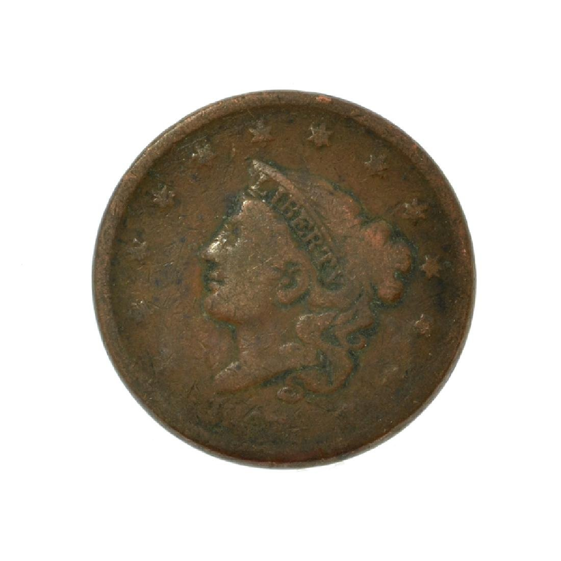 XXXX Large Cent Coin