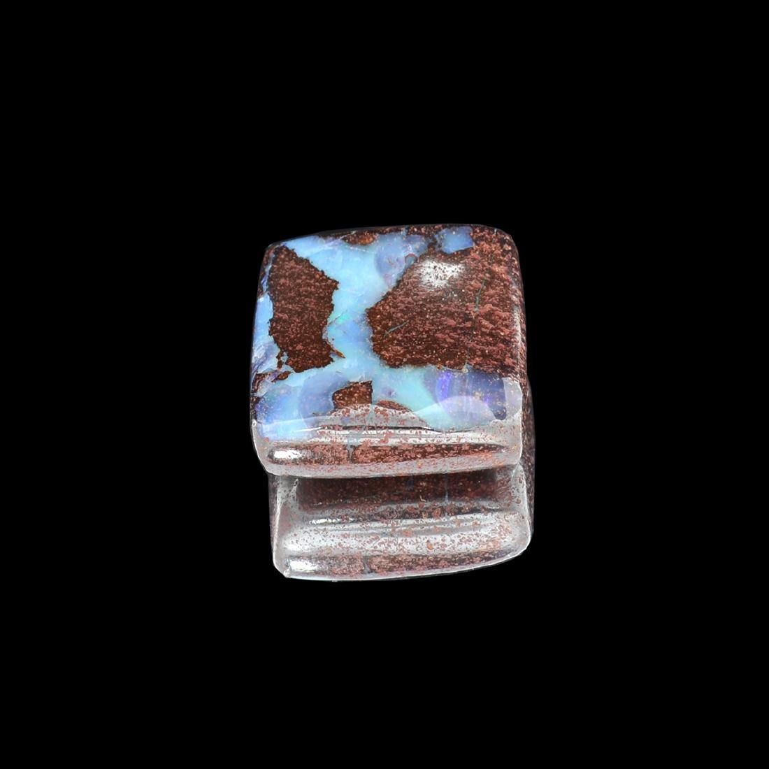 Gorgeous 33.60CT Rare Boulder Opal Gemstone