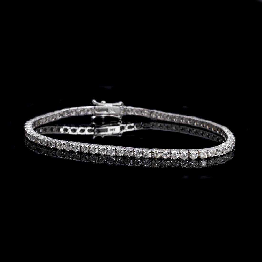 APP: 11.6k *Fine Jewelry 18 kt. White Gold, 5.03CT