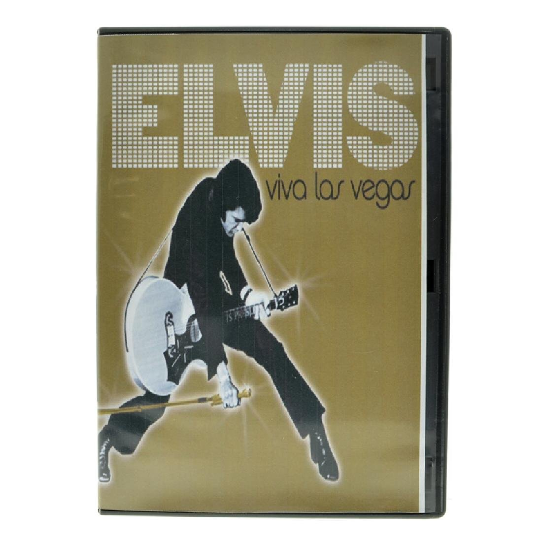 Elvis Presley Movie: Elvis Viva Las Vegas