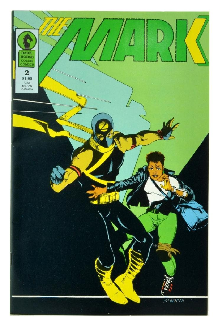 The Mark (1987) Issue 2