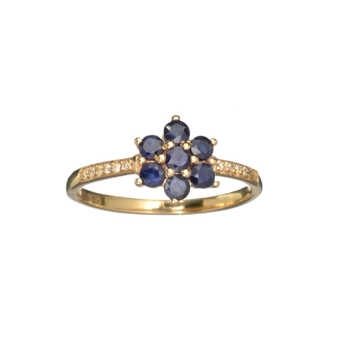 Fine Jewelry, Designer Sebastian 14KT Gold, 0.58CT