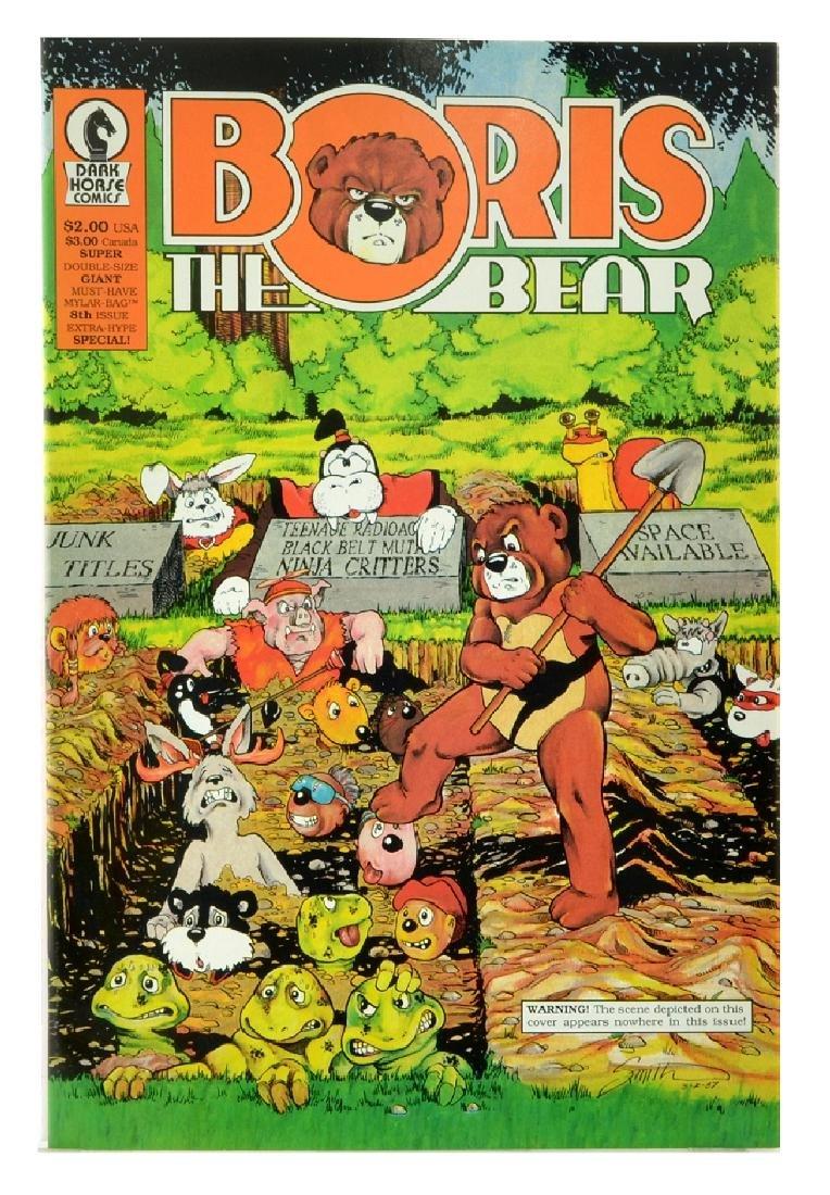 Boris the Bear (1986) Issue 8