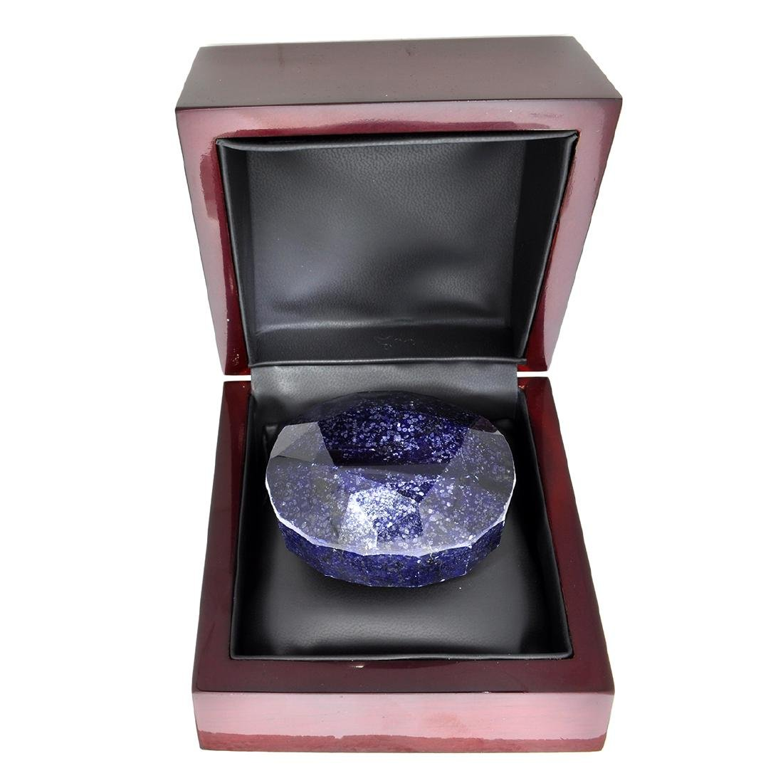 APP: 4k 1,589.50CT Oval Cut Blue Sapphire Gemstone