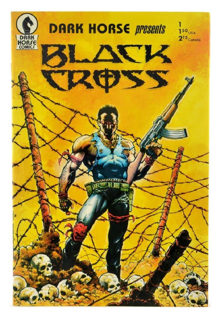 Dark Horse Presents (1986) Issue 1