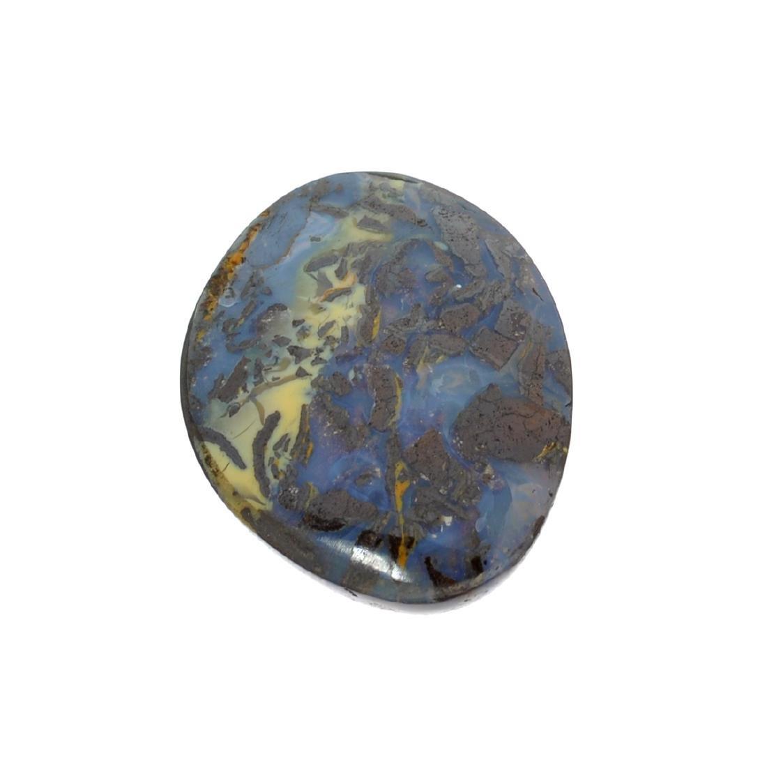 APP: 1k 42.05CT Free Form Cabochon Boulder Opal