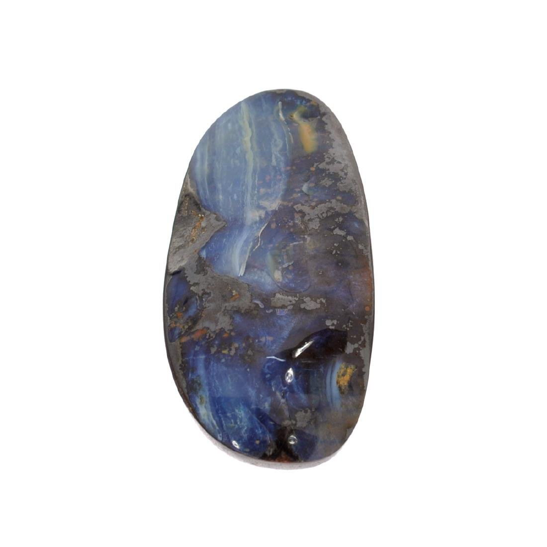 APP: 2.5k 98.80CT Free Form Cabochon Boulder Opal