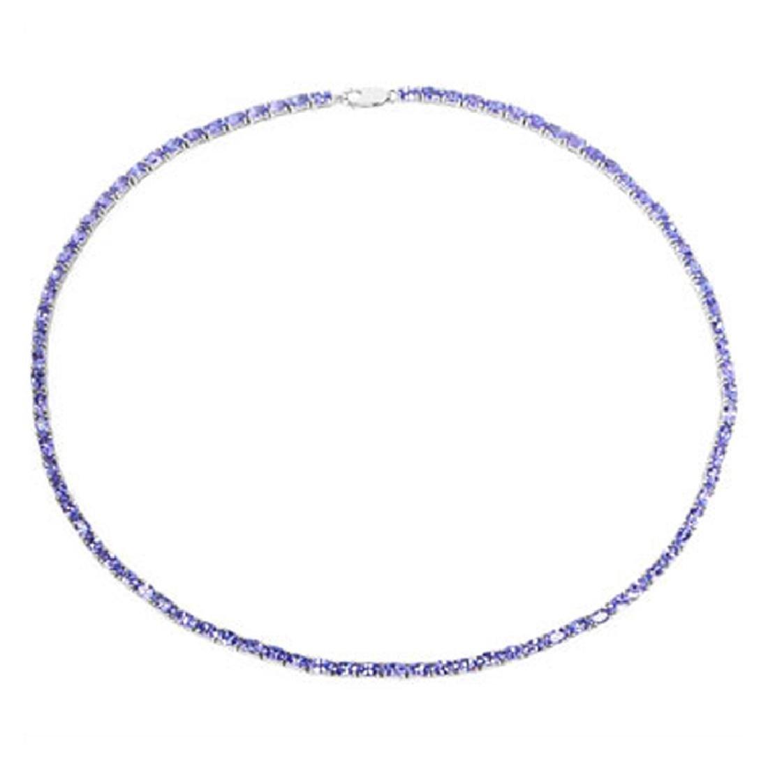 APP: 17.8k Fine Jewelry 20.64CT Oval Cut Tanzanite And