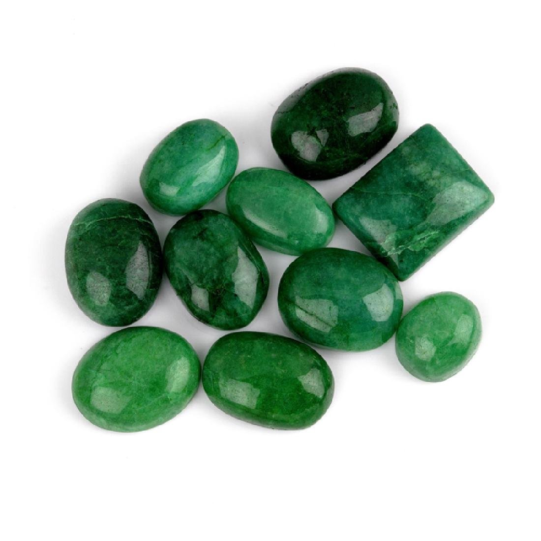 APP: 1.2k 100.00CT Various Shapes & Sizes Green Beryl