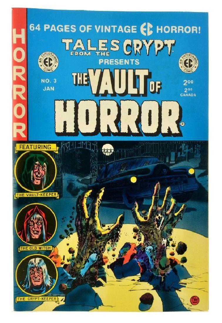 Vault of Horror (1991 Russ Cochran) Issue 3