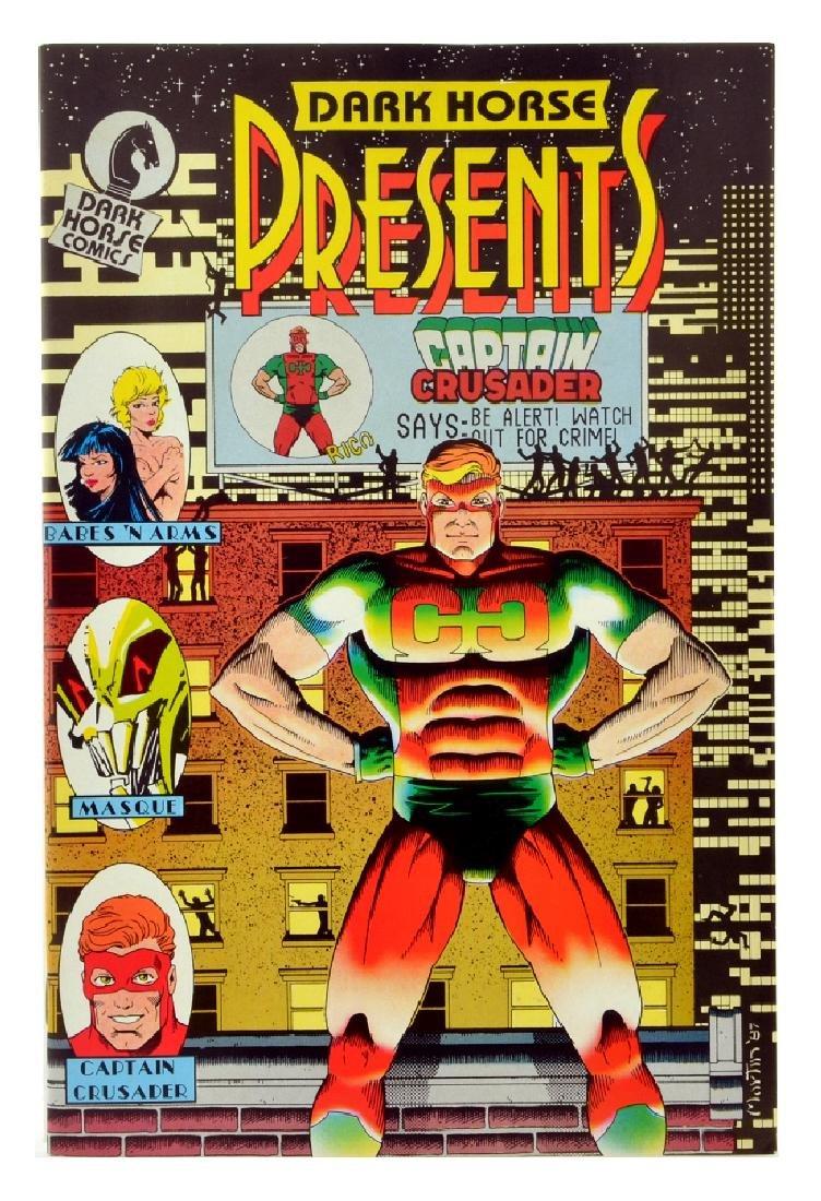 Dark Horse Presents (1986) Issue 15