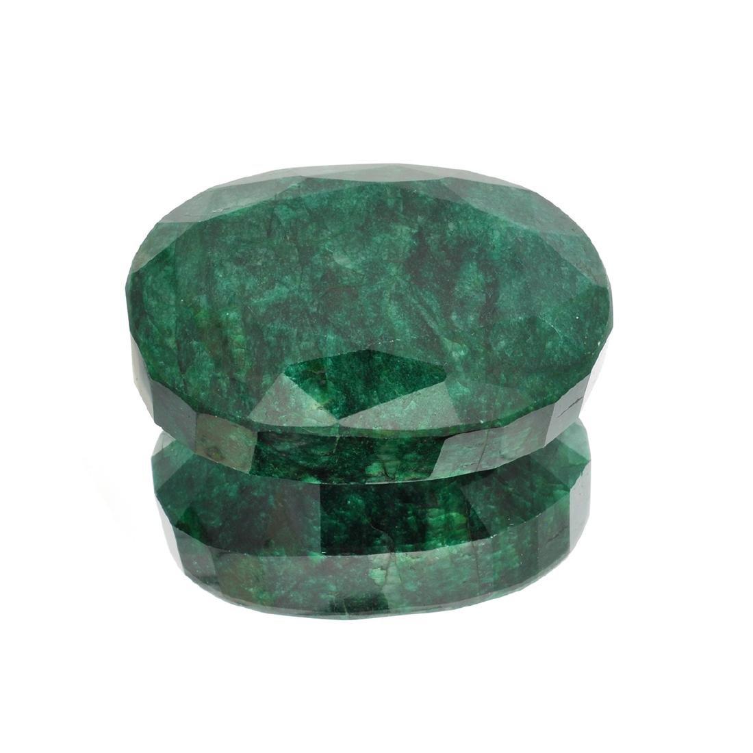 APP: 2.3k 925.30CT Oval Cut Green Beryl Emerald