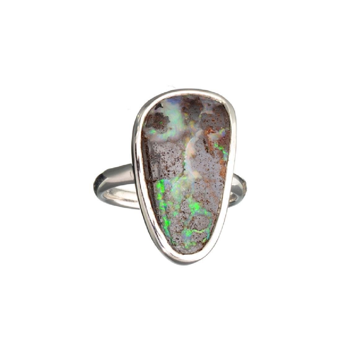 APP: 0.9k Fine Jewelry 7.56CT Free Form Green-Blue