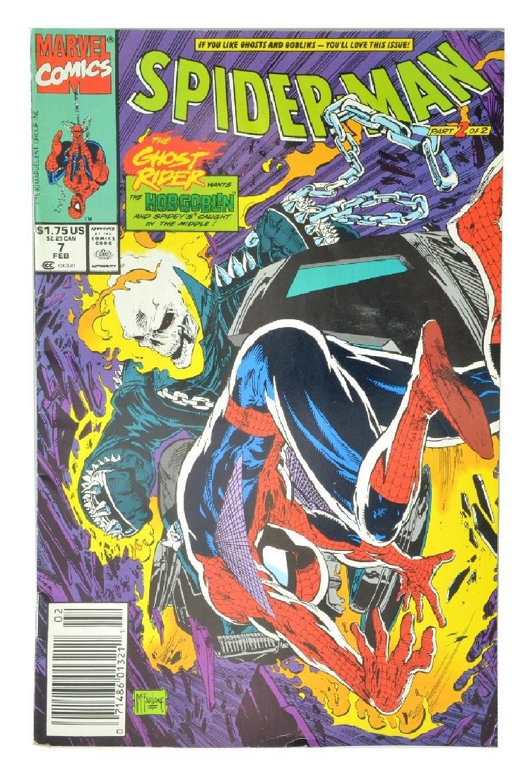 Spider-Man (1990) Issue #7