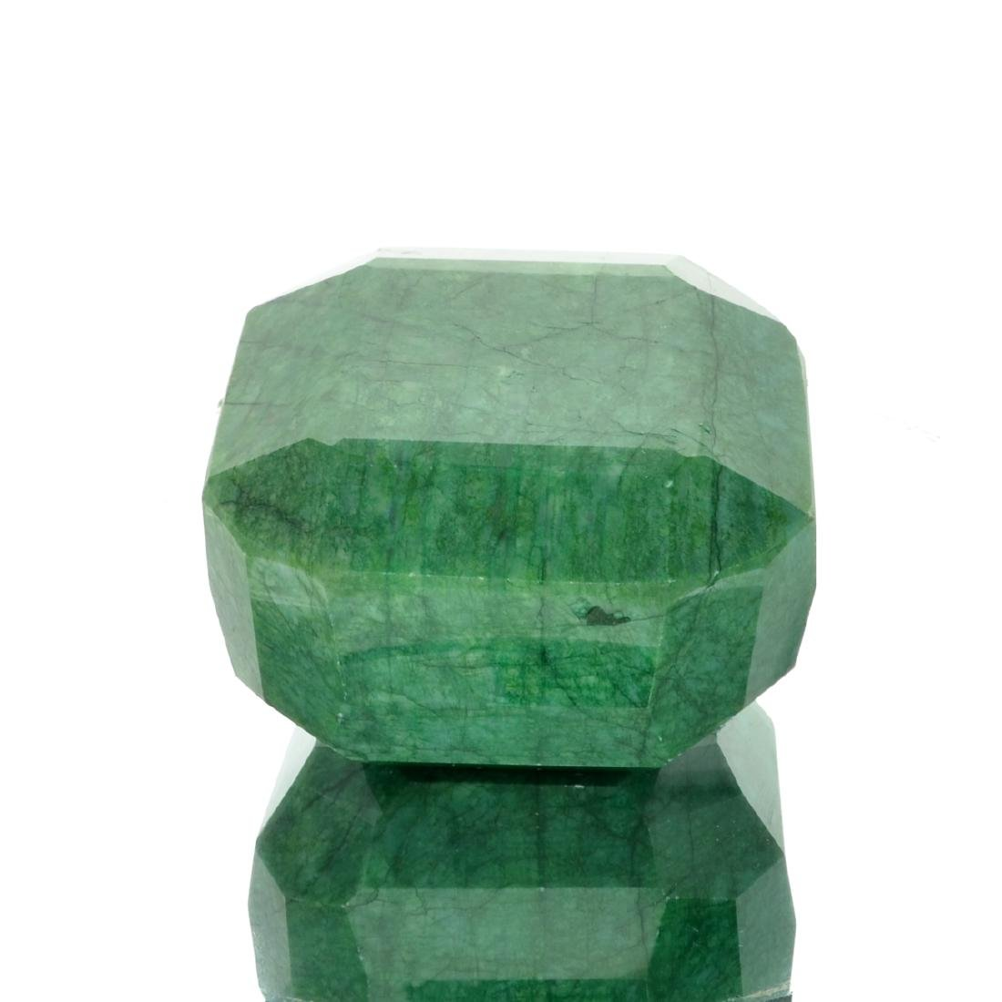 APP: 10.8k 2,724.50CT Emerald Cut Green Beryl Emerald