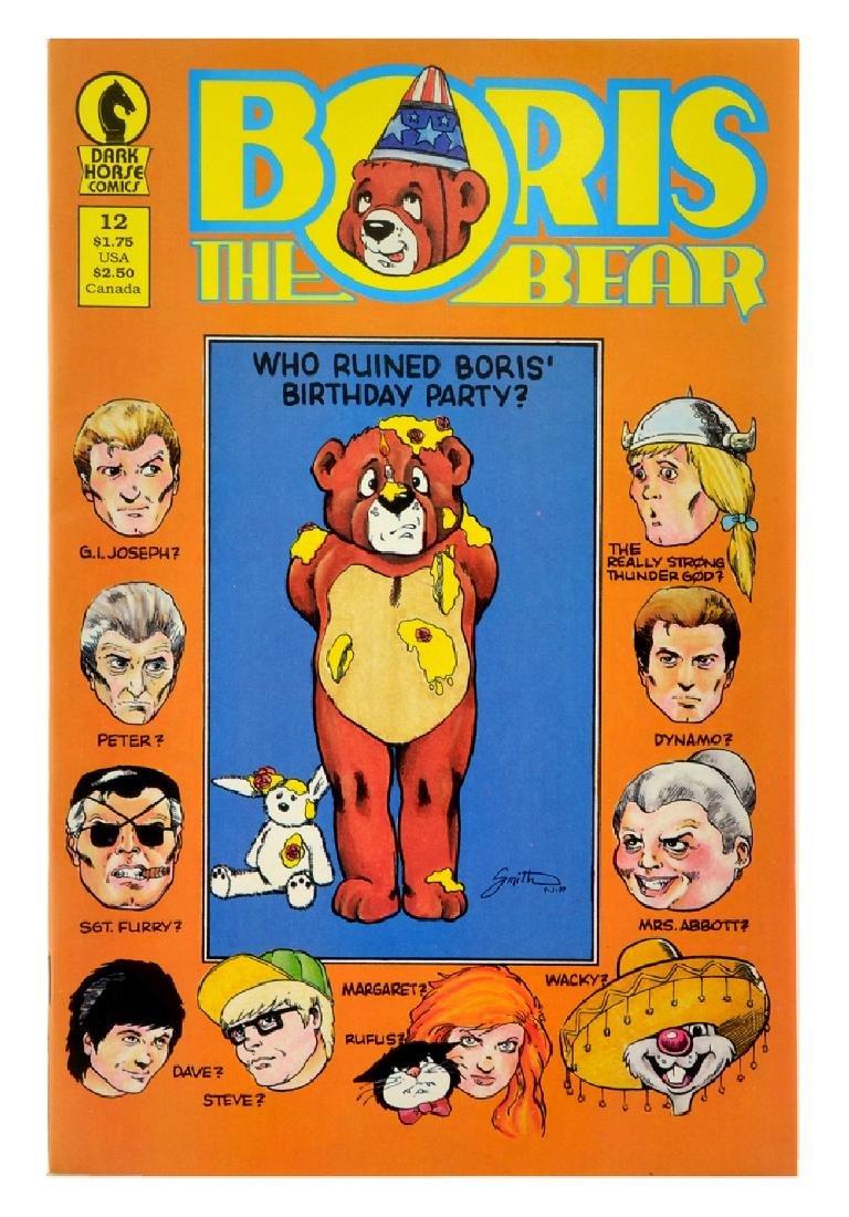 Boris the Bear (1986) Issue 12