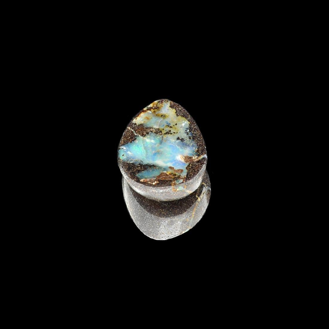 Gorgeous 12.25CT Rare Boulder Opal Gemstone