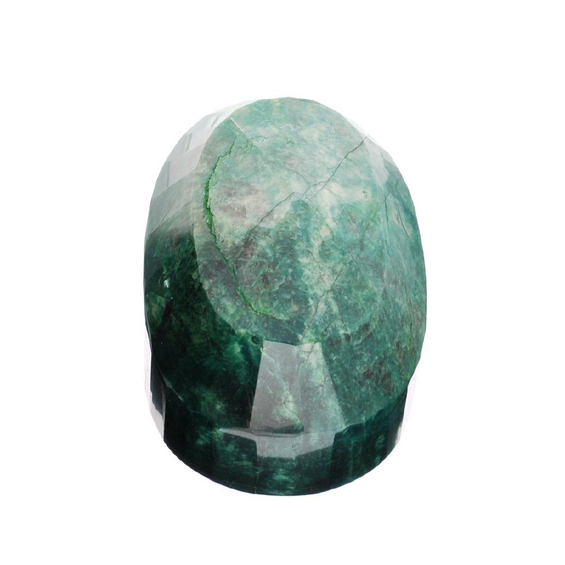 APP: 11.1k 2,213.50CT Oval Cut Green Beryl Emerald