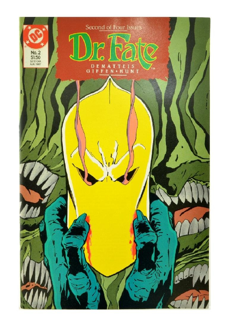 Doctor Fate (1987 1st Series) Issue 2