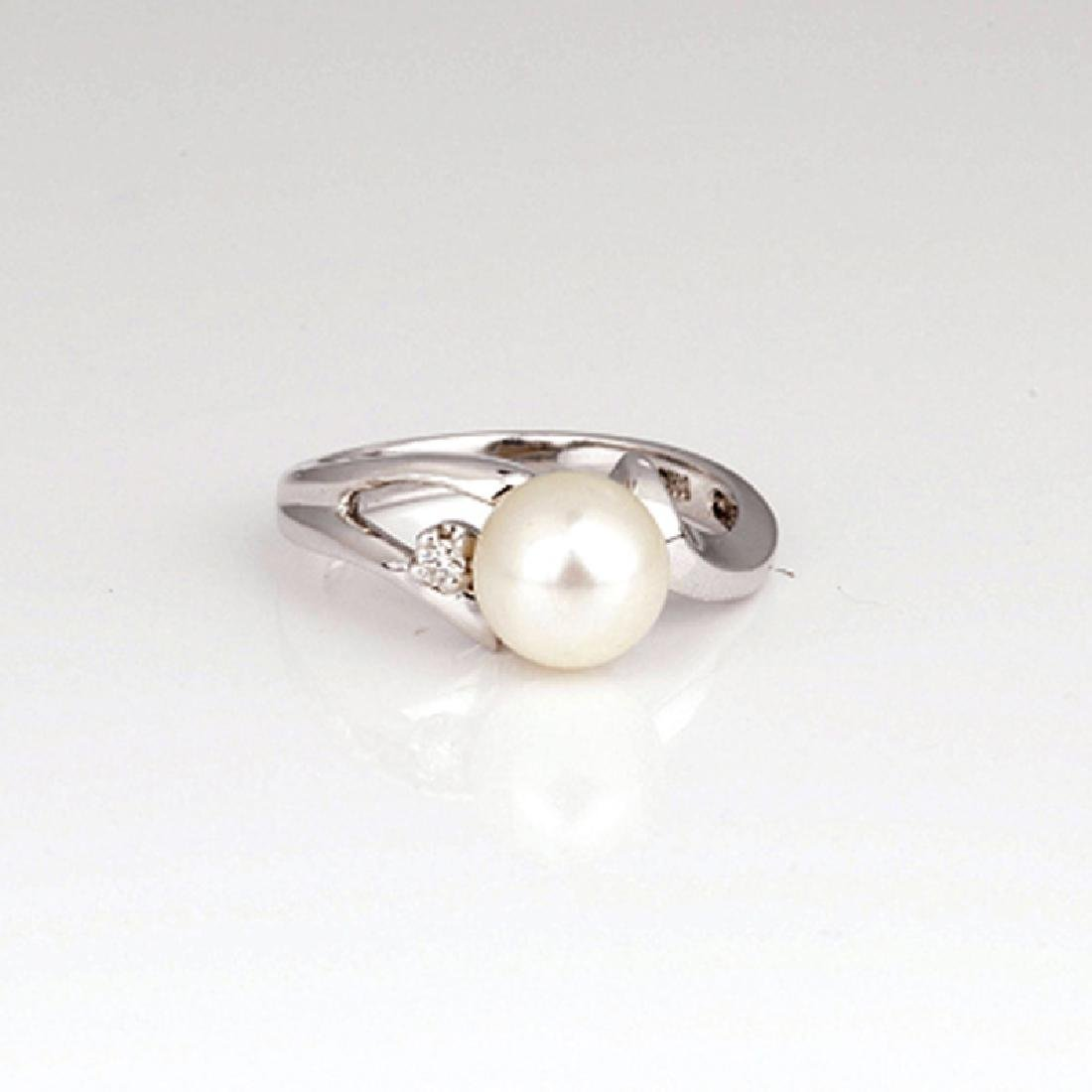 *Fine Jewelry 14 kt. Gold, New Custom Made Pearl And