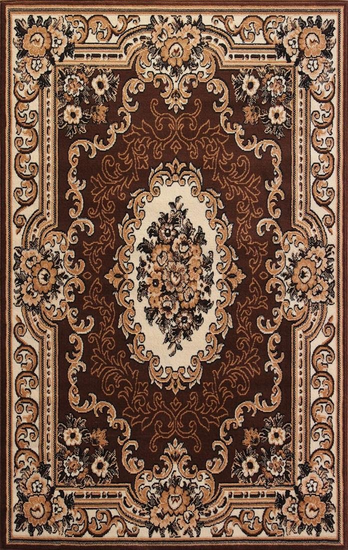 Gorgeous 5x8 Emirates (1514) Brown Rug High Quality
