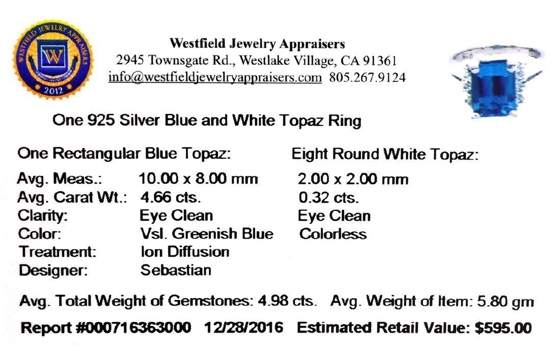APP: 0.6k Fine Jewelry Designer Sebastian, 4.98CT - 2