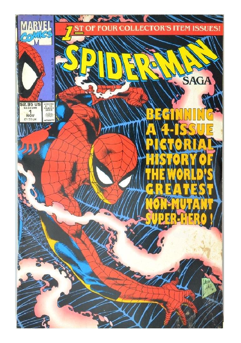 Spider-Man Saga (1991) Issue #1