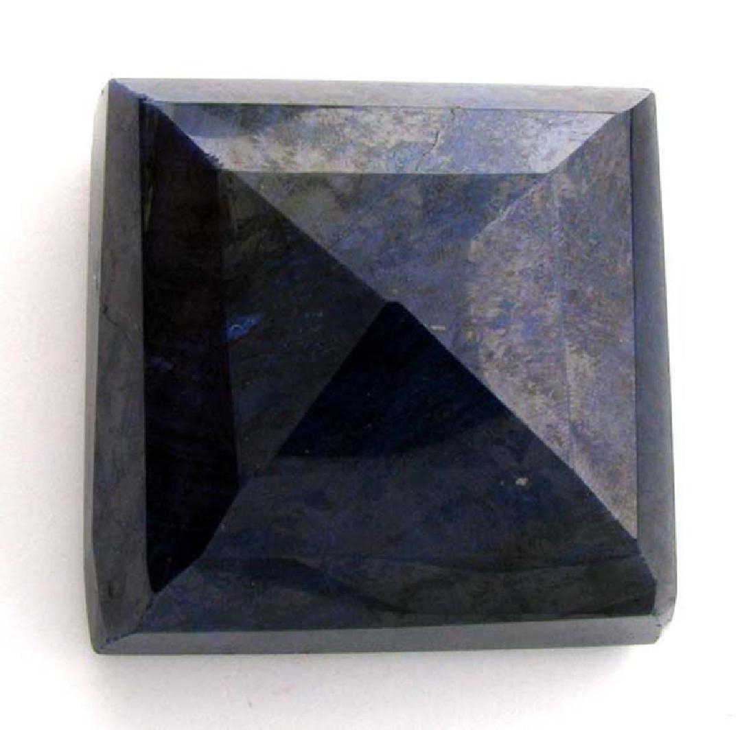 APP: 51.2k 1,462.30CT Rectangular Cut Sapphire Gemstone - 2