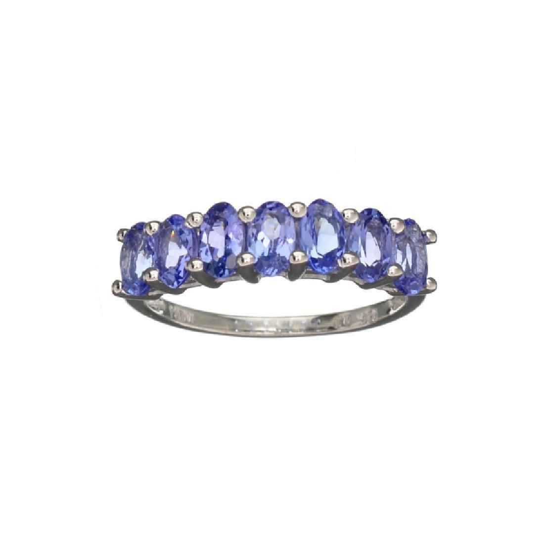 APP: 1.5k Fine Jewelry 1.75CT Oval Cut Tanzanite Over