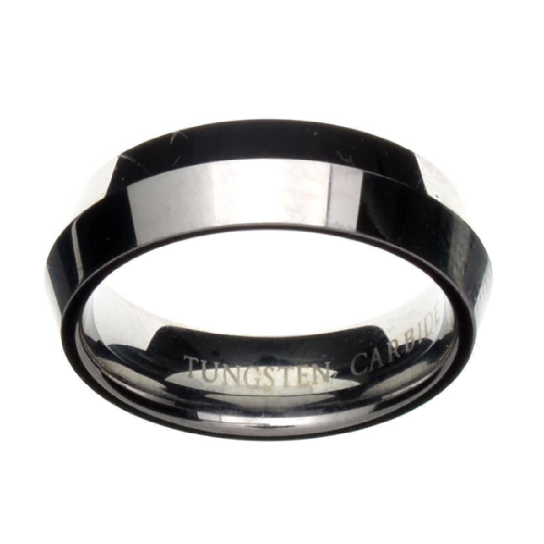 Rare Tungsten Size 7 Ring