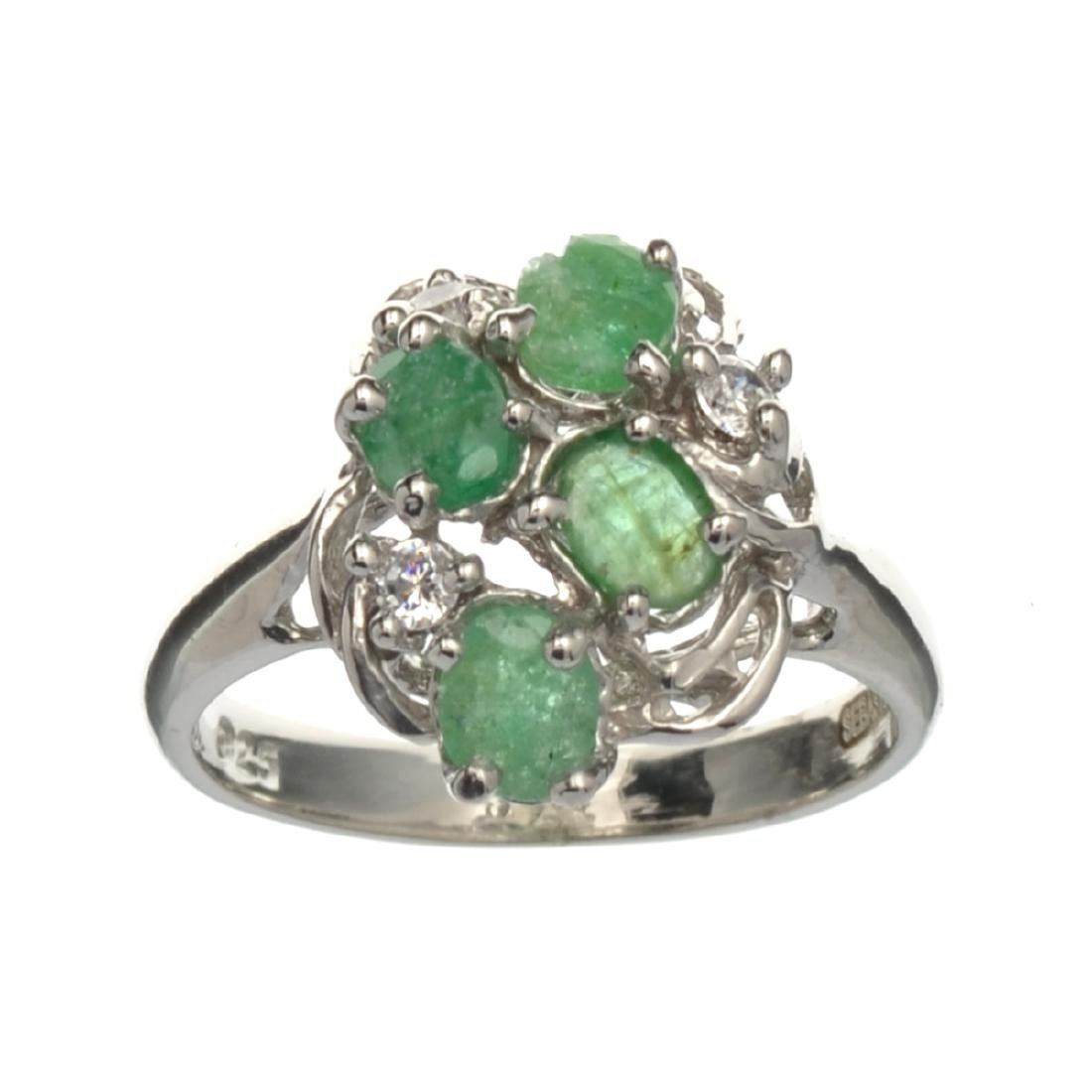 APP: 0.6k Fine Jewelry Designer Sebastian, 1.35CT