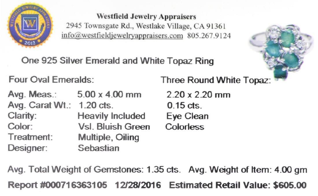APP: 0.6k Fine Jewelry Designer Sebastian, 1.35CT - 2