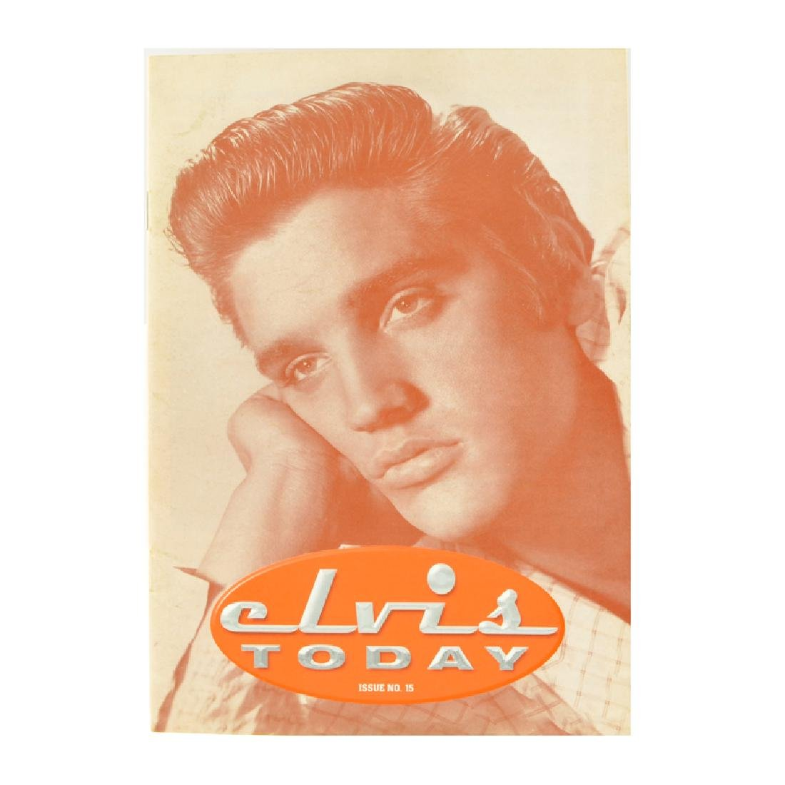 The Official Elvis Presley Magazine: Elvis Today Issue