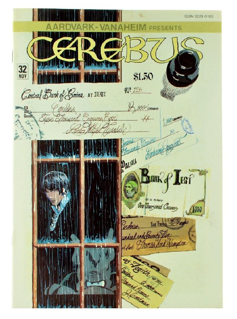 Cerebus (1977) Issue 32