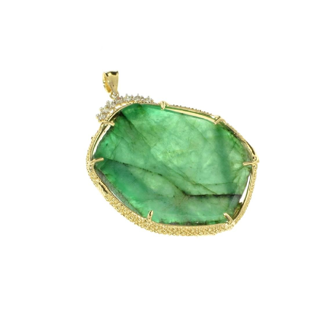Fine Jewelry 14 KT Gold, 29.33CT Rare Natural Form