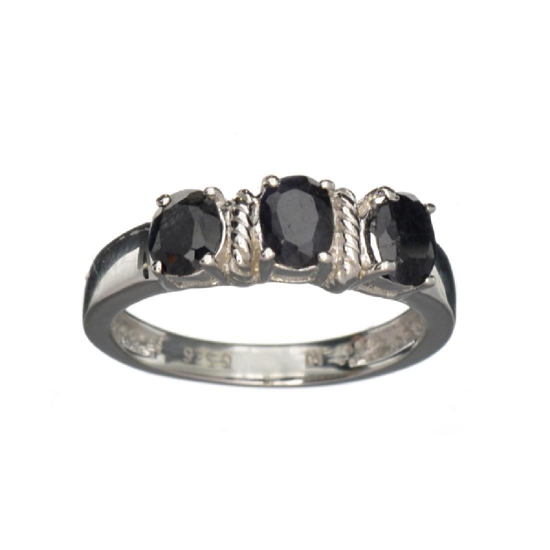 APP: 0.4k Fine Jewelry 1.50CT Oval Cut Blue Sapphire
