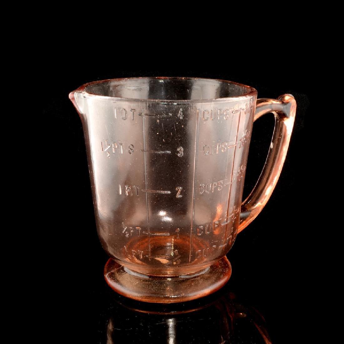 Pink Large Measuring Cup