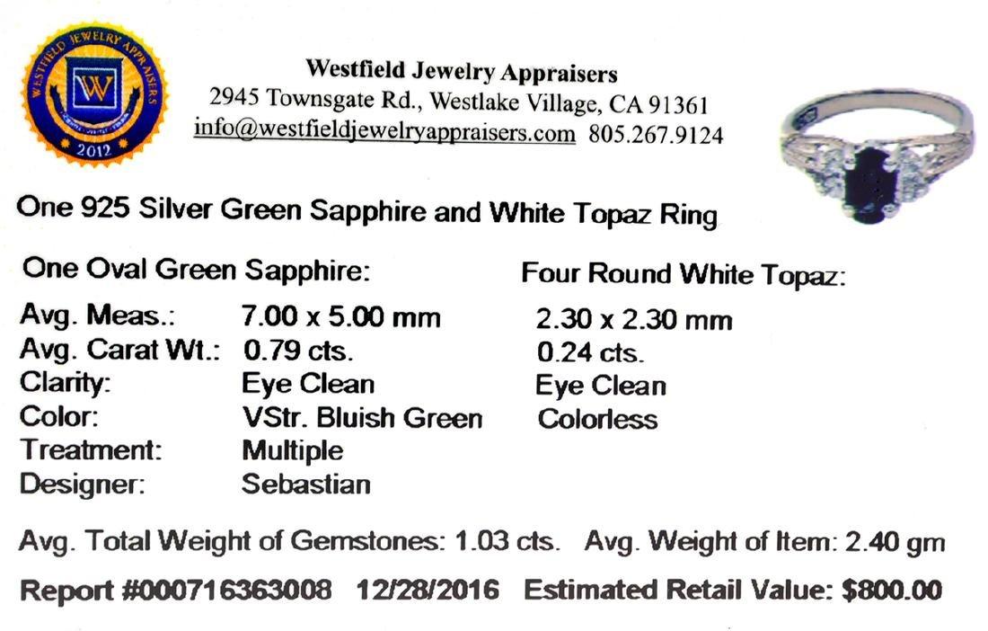 APP: 0.8k Fine Jewelry Designer Sebastian, 1.03CT - 2