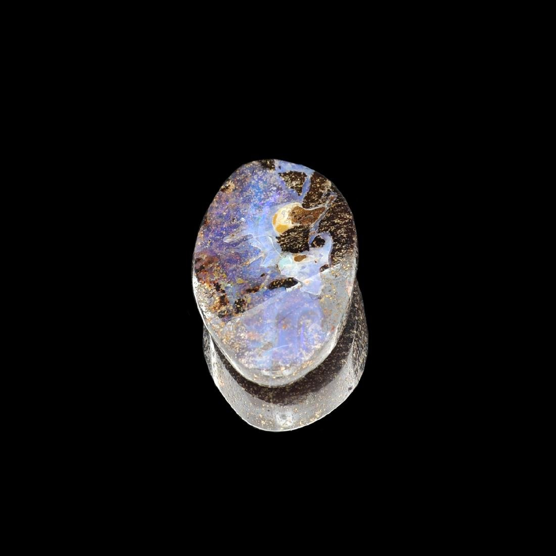 Gorgeous 26.10CT Rare Boulder Opal Gemstone