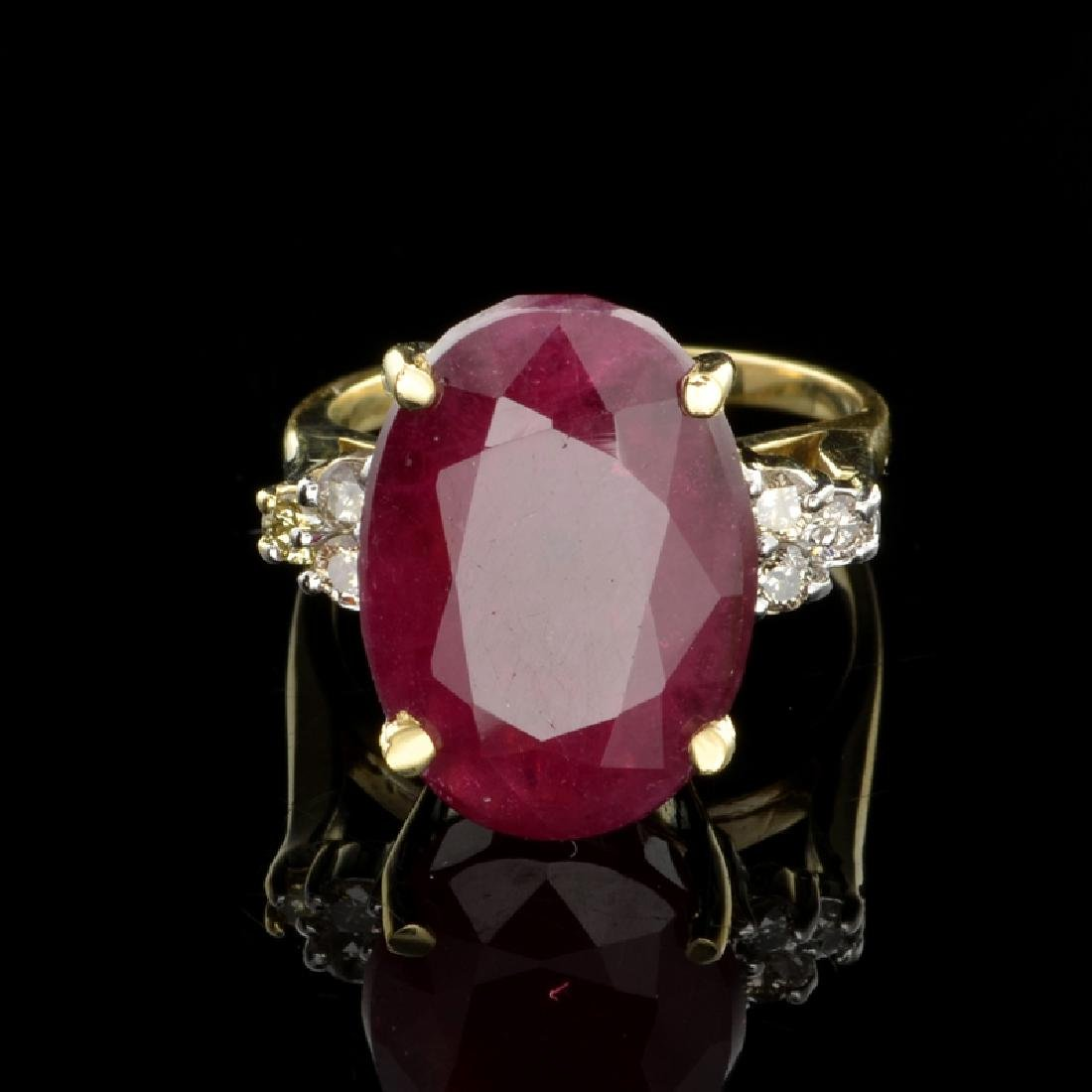 APP: 3.7k Fine Jewelry 14 kt. Yellow/White Gold,