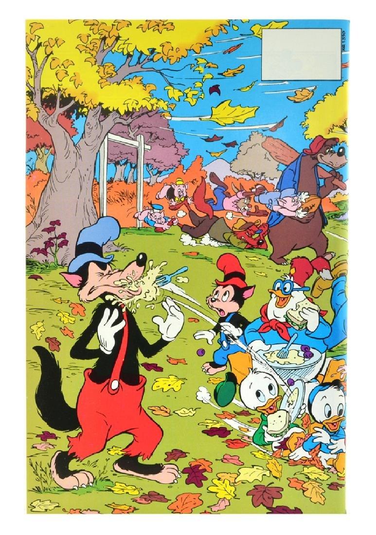 Walt Disney's Autumn Adventures (1990) Issue 1 - 2