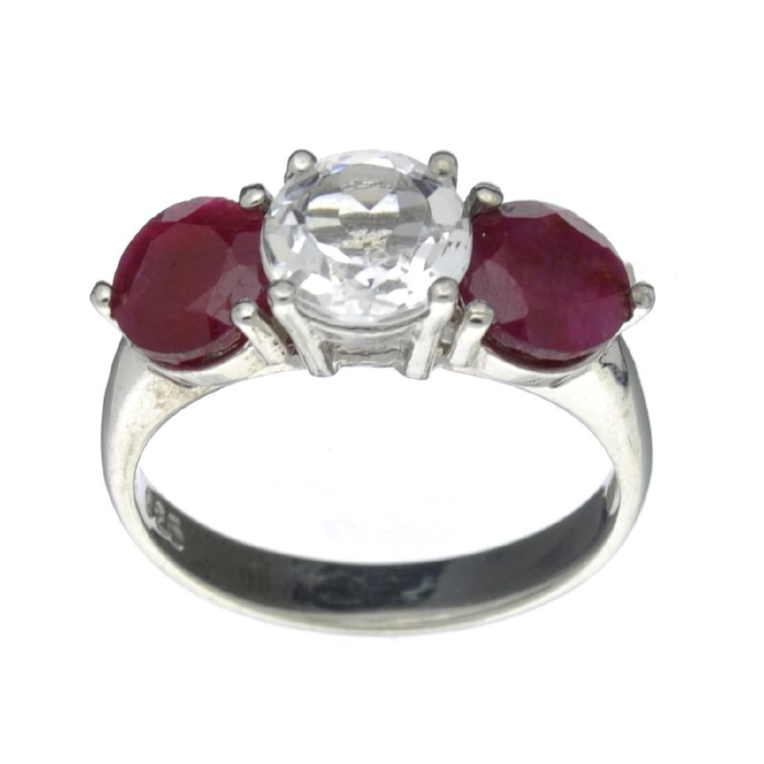 APP: 0.6k Fine Jewelry Designer Sebastian, 3.81CT Ruby