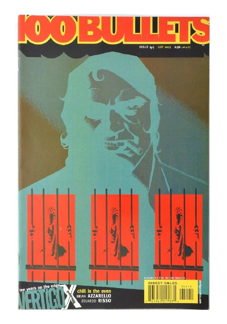 100 Bullets (1999 DC Vertigo) #44