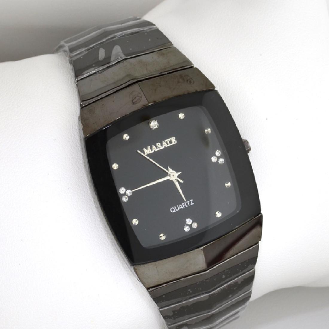Mseta Designer Quartz Men's Watch