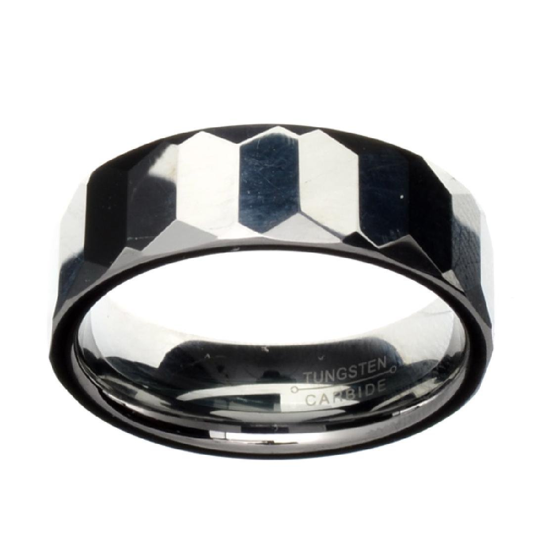 Rare Tungsten Size 15 Ring