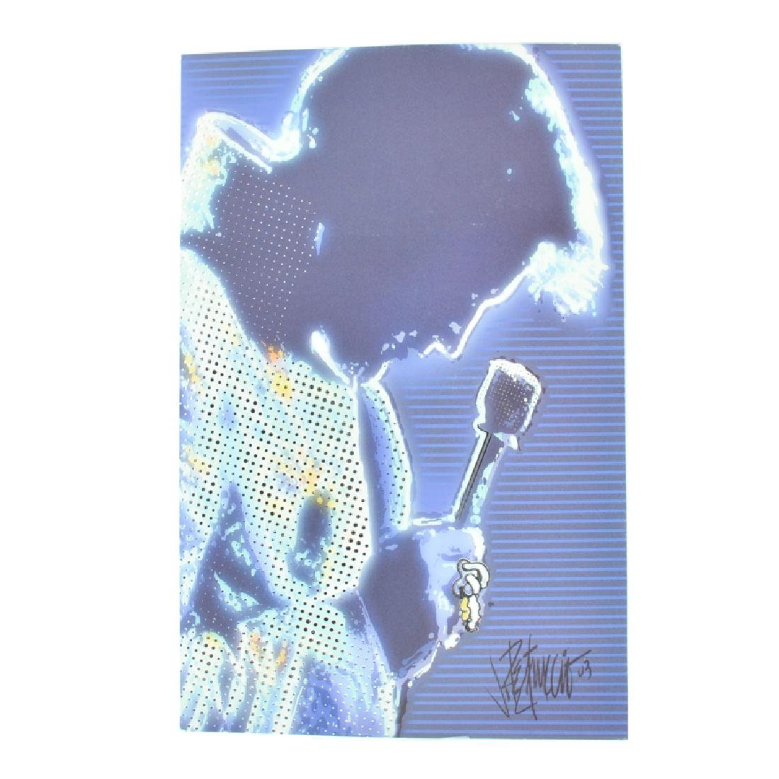 Limited Edition Elvis Presley Thank You Card