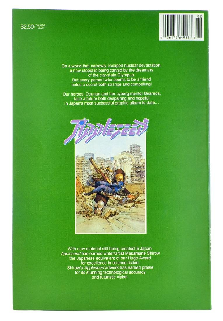 Appleseed Book 1 (1988) Issue 2 - 2