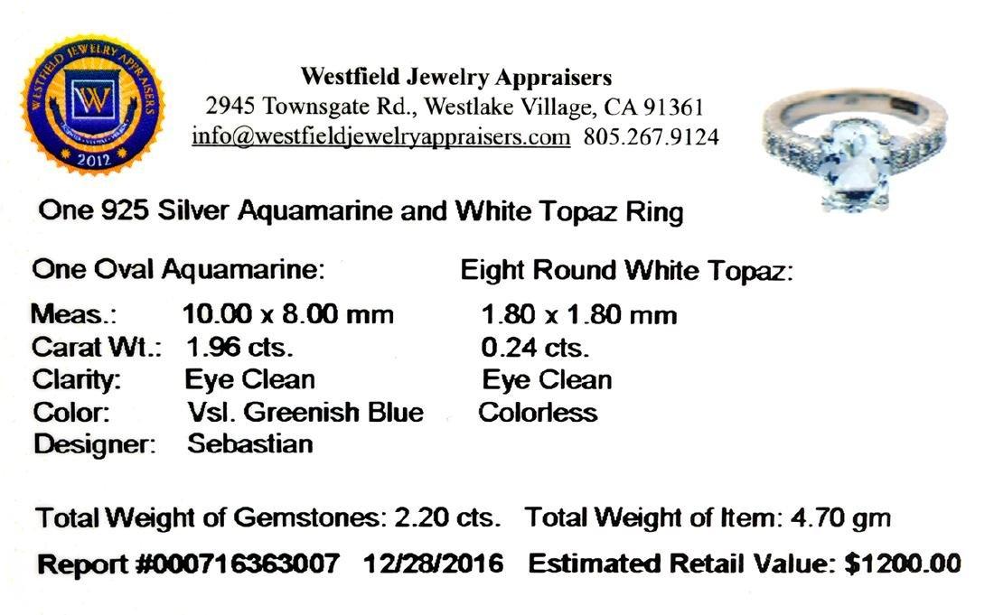 APP: 1.2k Fine Jewelry Designer Sebastian, 2.20CT - 2