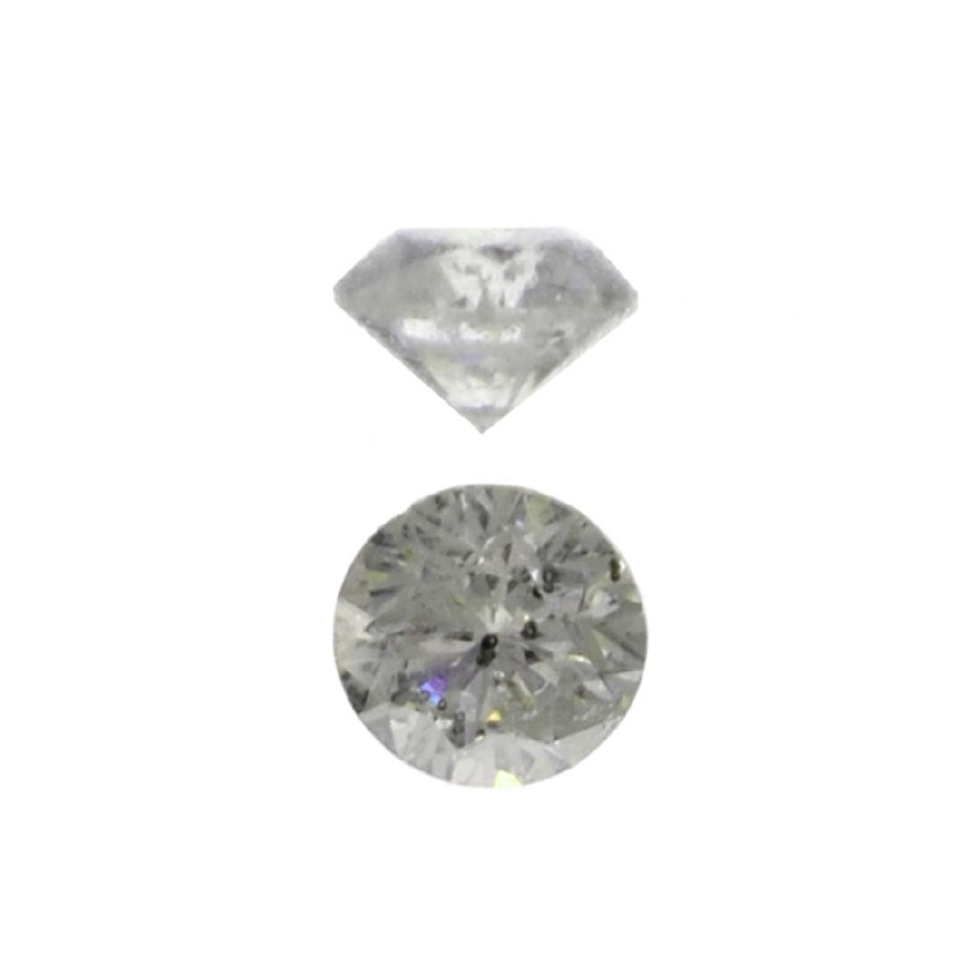 APP: 0.3k Fine Jewelry 0.14CT Round Brilliant Cut